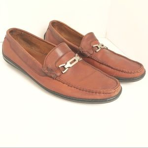 Allen Edmonds Leather Monterey Driving Shoes